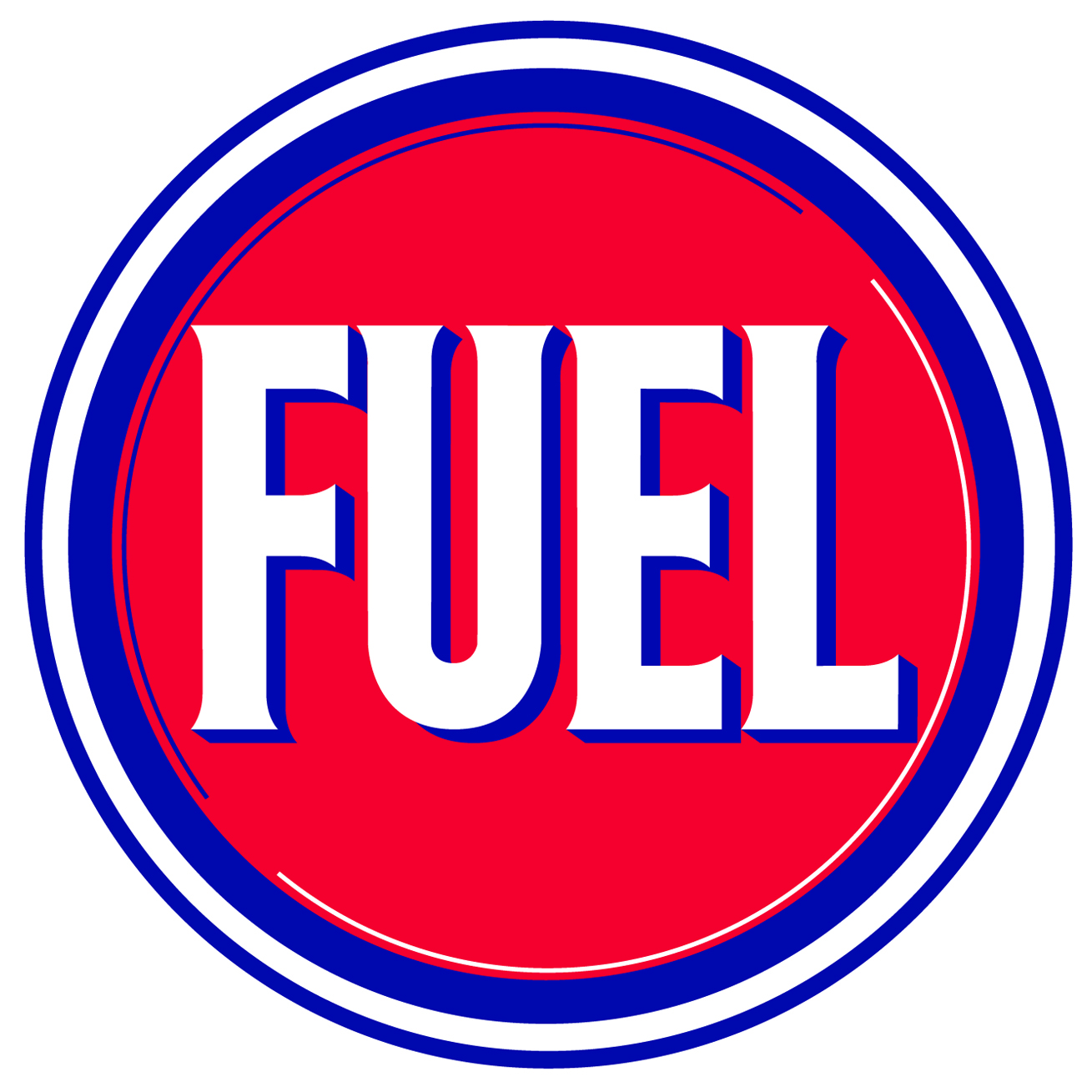 Fuel Pizza and Wings Logo