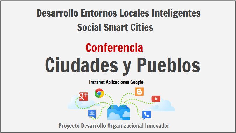 Conferencia Social Smart Cities