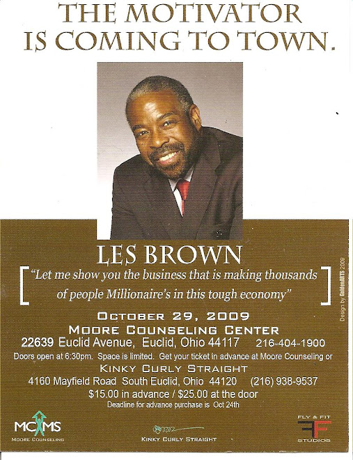 Les Brown the .....Motivator