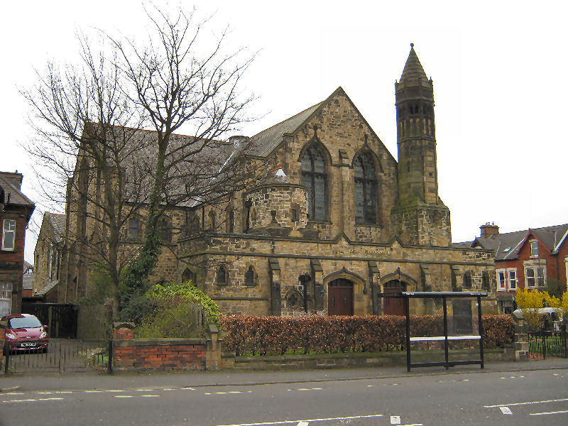 Heaton Methodist Church