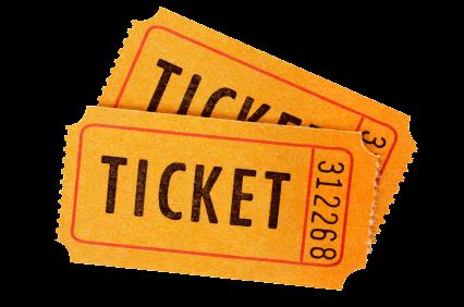 ticket felicidade