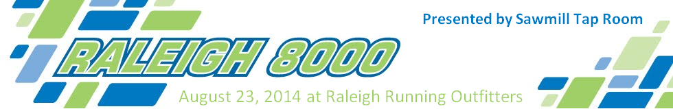 The Raleigh 8000