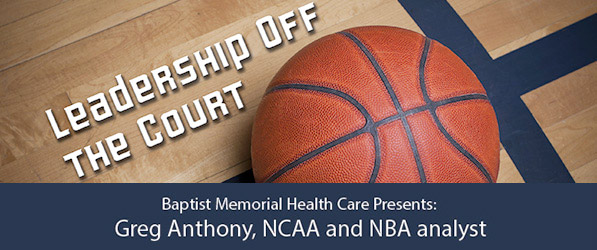 Leadership Off The Court