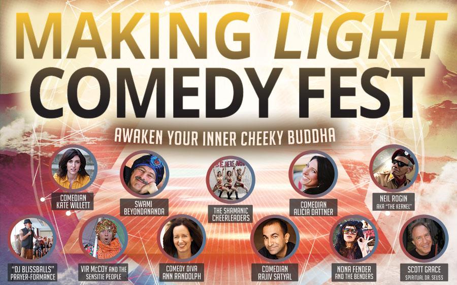 Making Light Comedy Fest