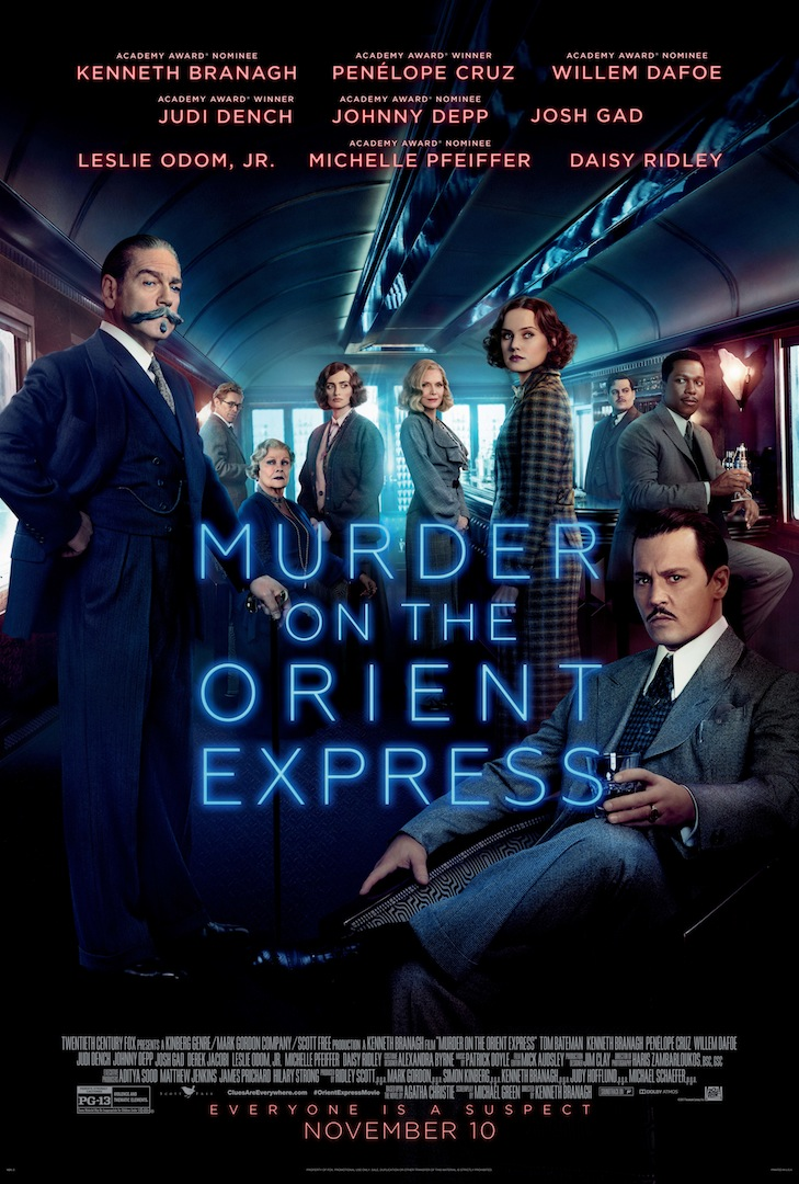 The Society of Composers and Lyricists Screening: Murder on the Orient Express