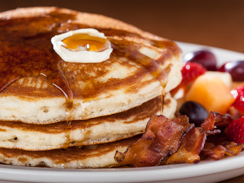 Pancakes, by Melissa Skorpil