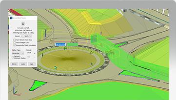 GENERATE 3D ARC PATHS