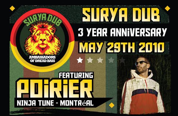 Surya Dub poster top