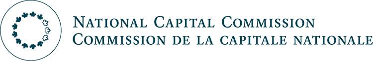 Image result for national capital commission logo