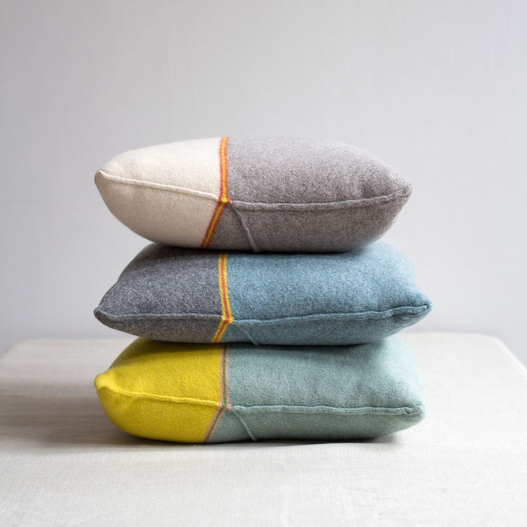 Sue Pryke cushions - photographed by Yeshen Venema