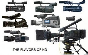 HOLLYWOOD SHORTS May Cinematography Lab: The Flavors of HD