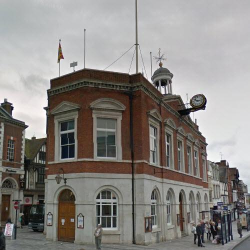 Image result for maidstone town hall;