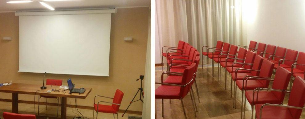 Sede Associazione cifrematica di Padova