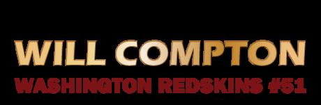 CelebGuest WillCompton Redskin51