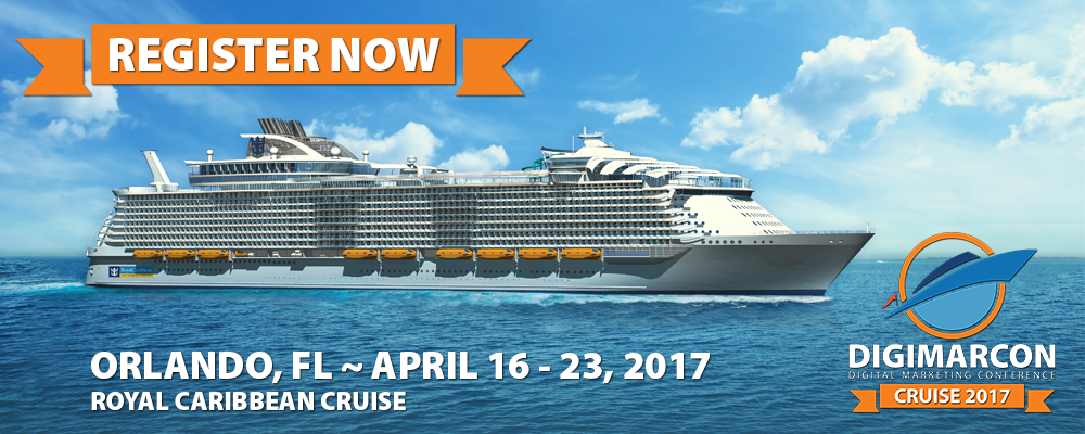 DIGIMARCON CRUISE 2017 Register