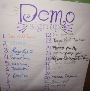 The Demo Board from DM 2012 Hurricane Edition