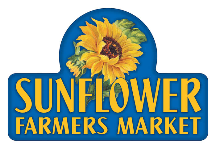 Sunflower Market Logo