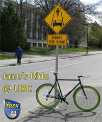 UBC Jane's Ride