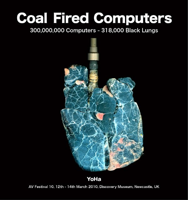 Coal Fired Computers