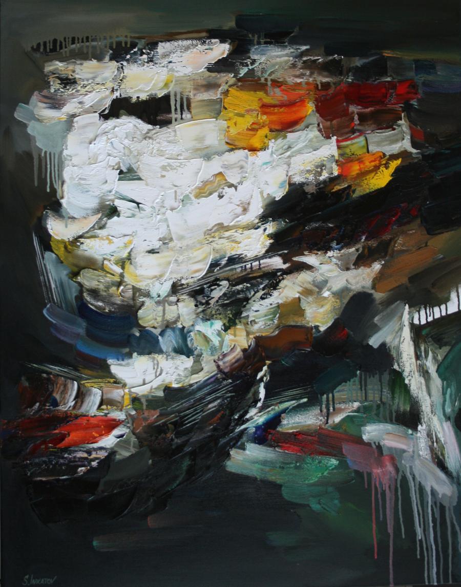 The White Coast by Sergei Inkatov  2009