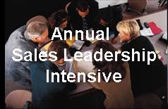 Annual Sales Leadership Intensive Image