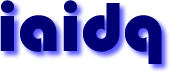 IAIDQ logo. Consists of an acronym of International Association for Information and Data Quality