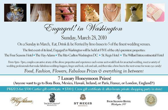 Engaged! in Washington