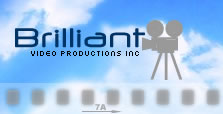 Brilliant Video Logo