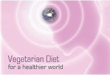 Vegetarian Diet  for a healthier world