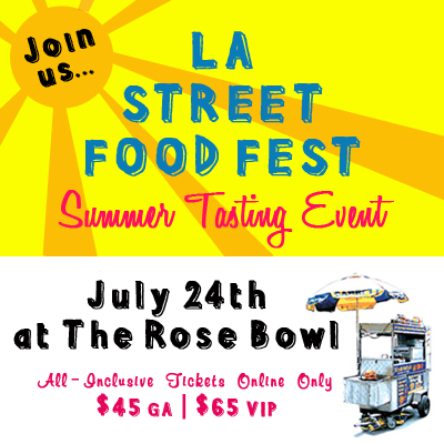 Join Us July 24th for a Tasty Good Time!
