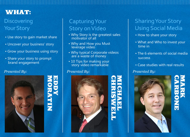 Power of Story Presenters