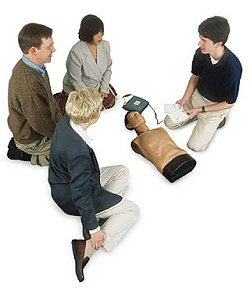 First Aid/CPR/AED Training Class