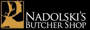 Nadolski's Butcher Shop Logo