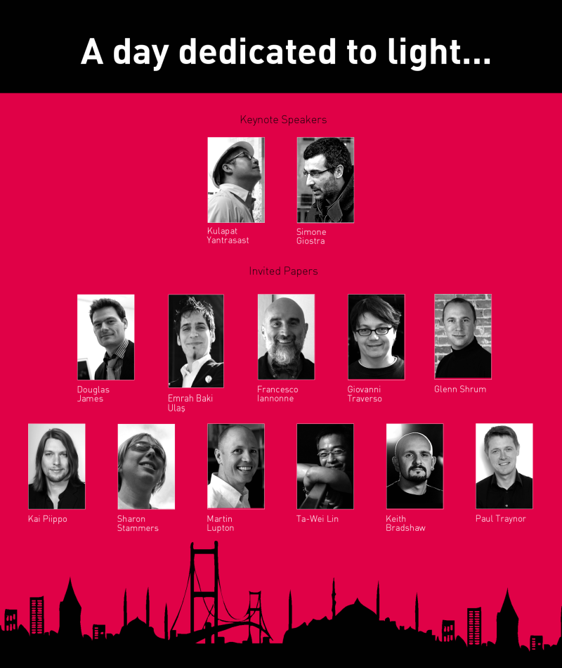 Architectural Lighting Day İstanbul, 2010
