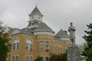 Lincoln County Courthouse from 2006