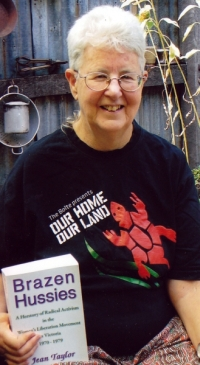 Jean Taylor - Brazen Hussies