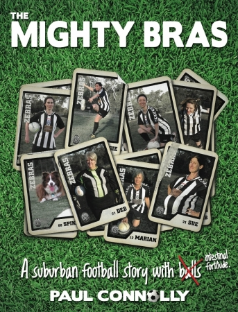 The Mighty Bras book cover