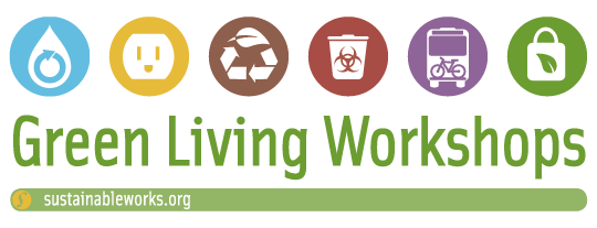 Green Living Workshop logo