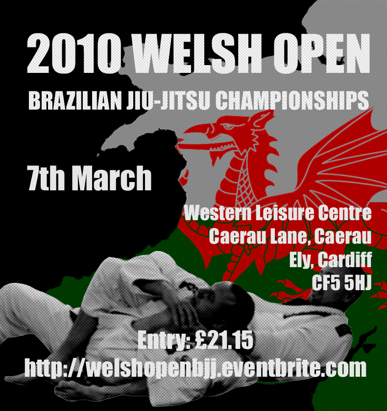 2010 Welsh Open poster