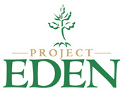 The Project Eden Logo