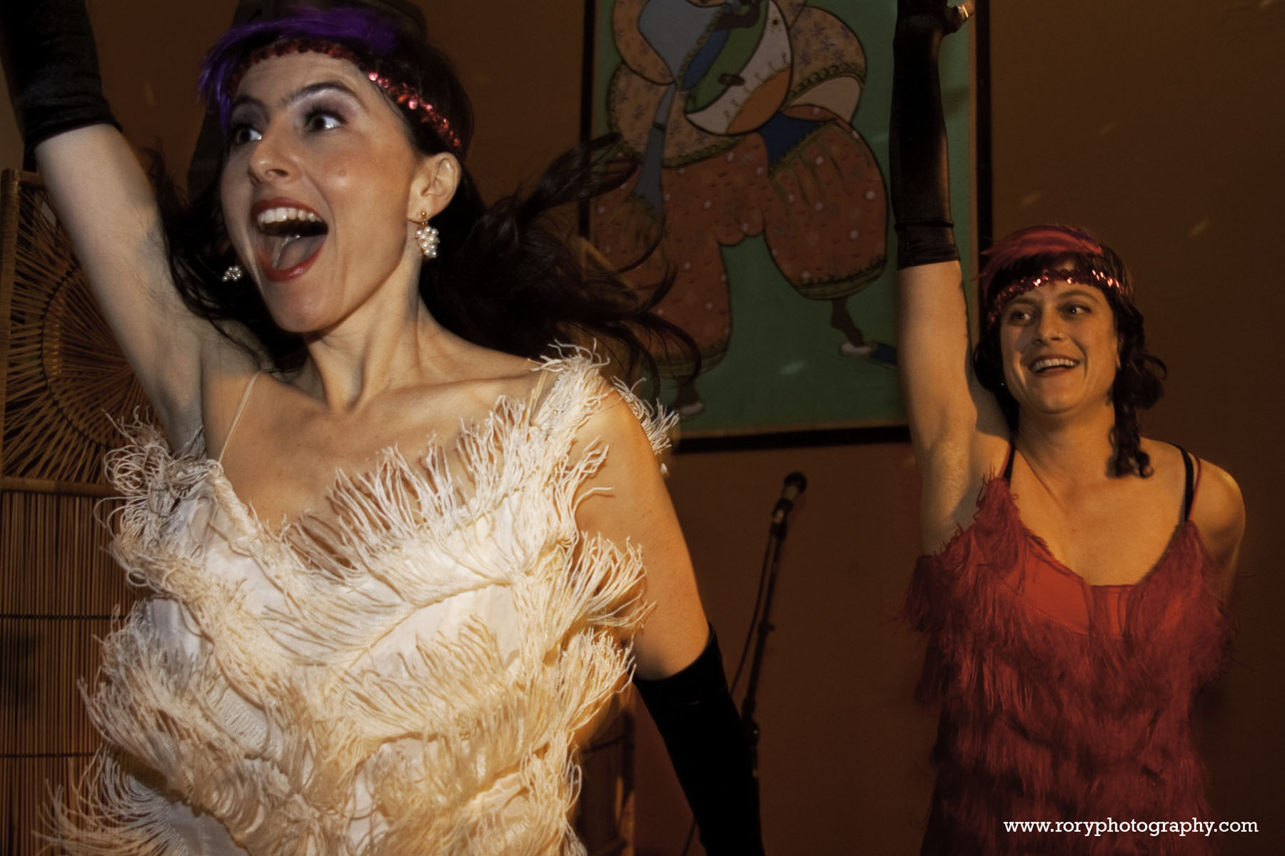 The Von Gouldies 20s Era Flapper Dance