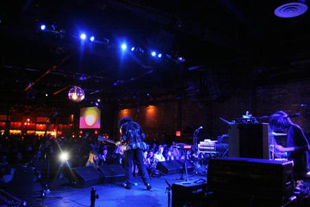 Neon Indian, Live Shot