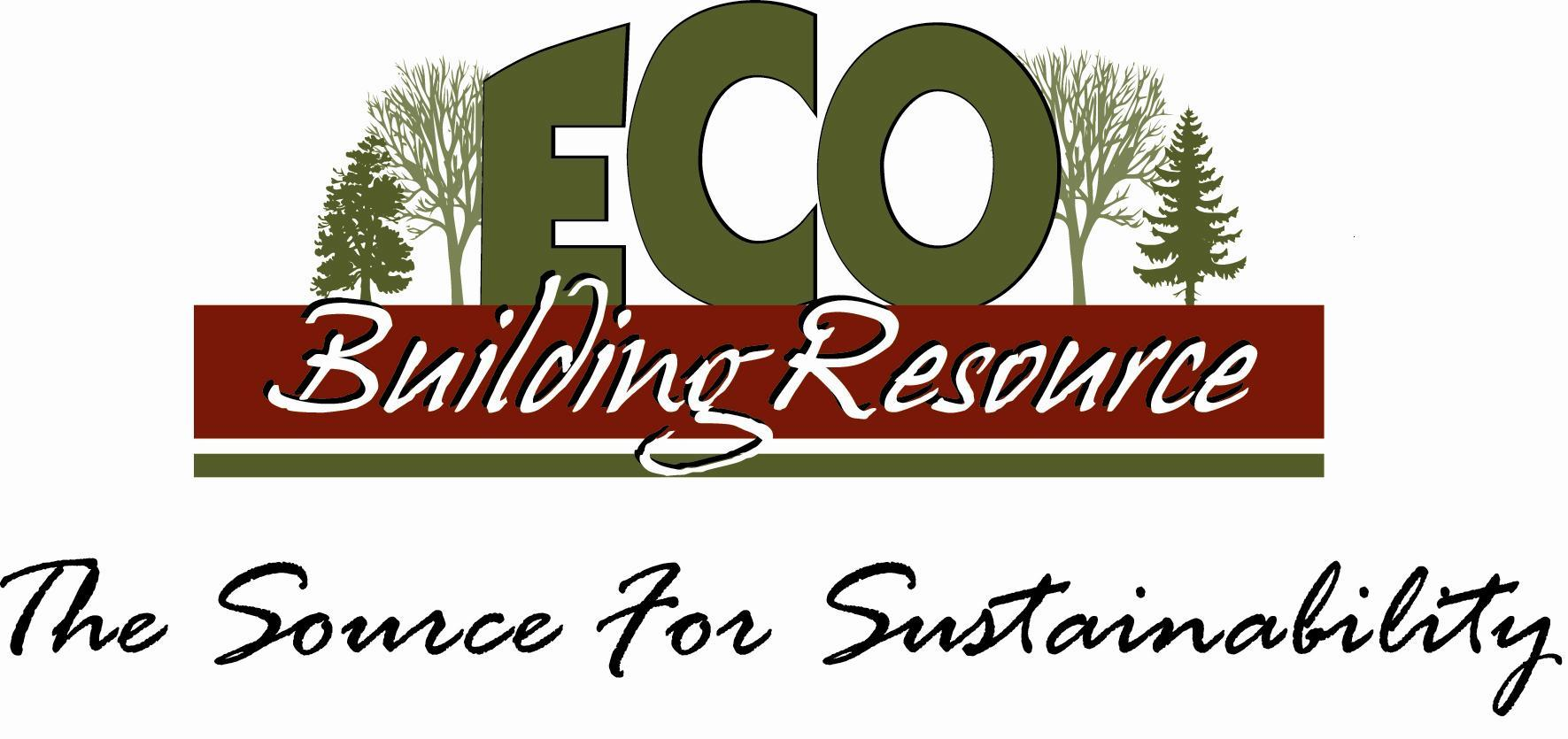 Eco Building Resource Logo