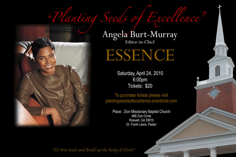 Planting Seeds of Excellence Ticket