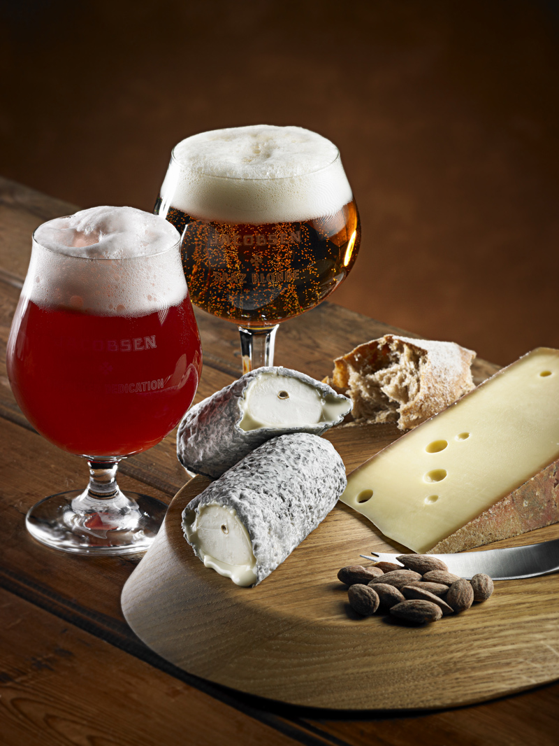 beer & cheese tasting