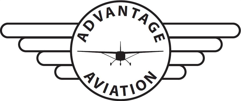 Advantage Aviation logo
