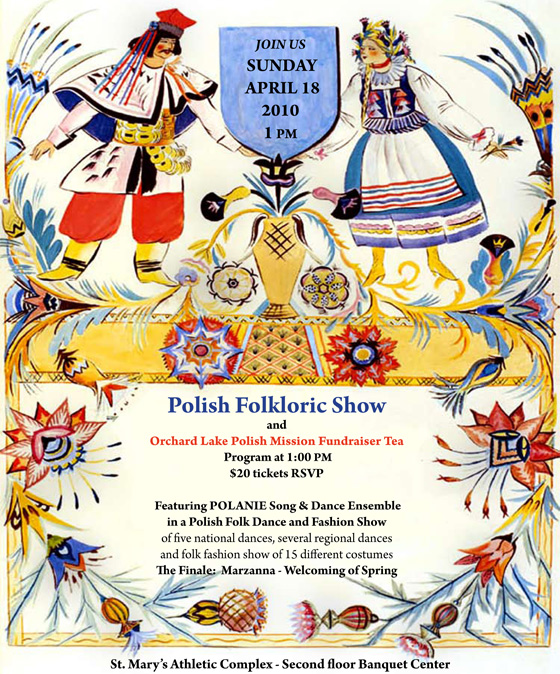 Polish Mission Folkloric Show