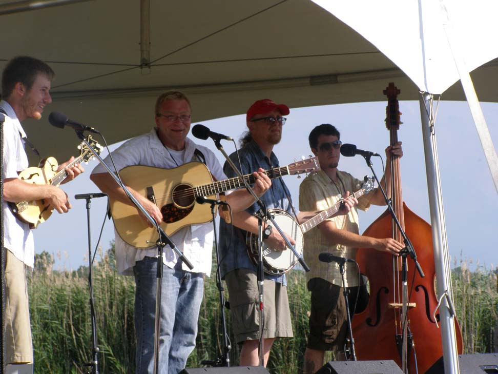 Lonesome County headlined the festival.