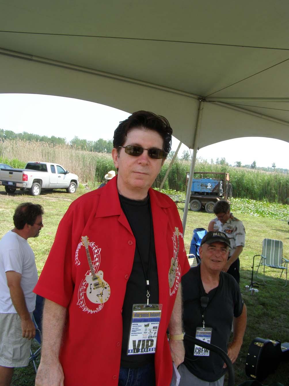MC Sheldon Kay, the Rock and Roll Lawyer