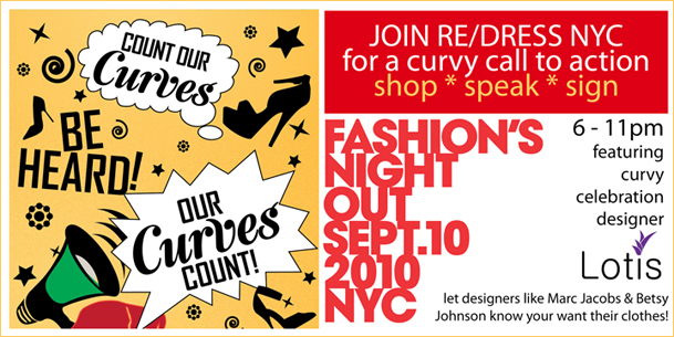 Re/Dress NYC Fashion's Night Out 2010